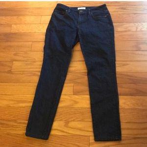 LOFT Curvy Skinny Jeans 26/2